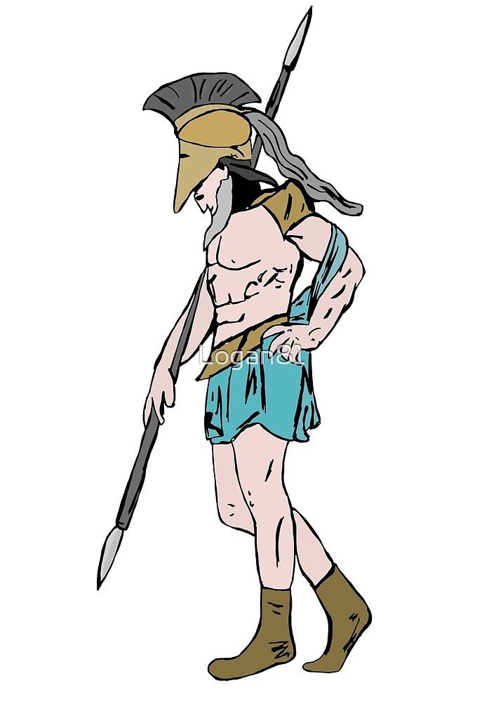 Classic warrior by Logan81