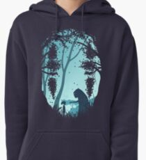 Lonely Spirit Pullover Hoodie