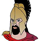 Gladiator head by Logan81