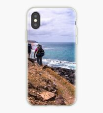 Trekking iPhone Case