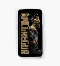 Conor McGregor - Gold King Samsung Galaxy Case/Skin