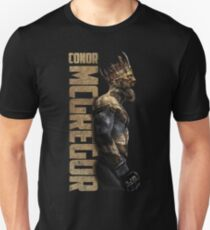 Conor McGregor - Gold King Unisex T-Shirt