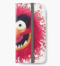 Muppets - Animal iPhone Wallet/Case/Skin