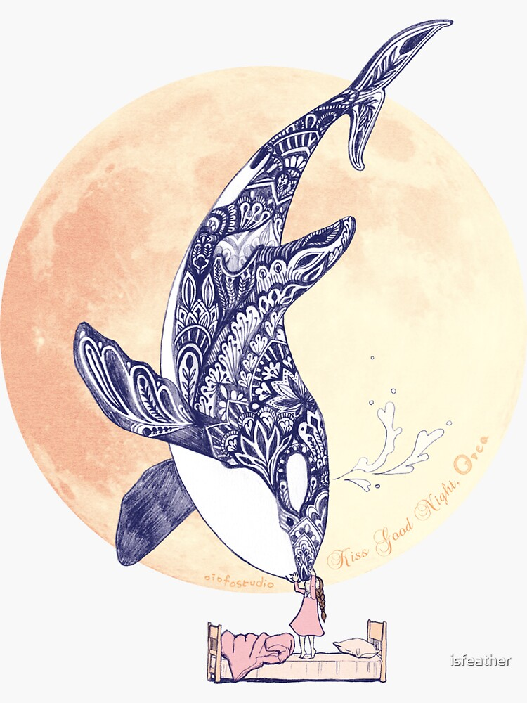Kiss Good Night - Orca II by isfeather