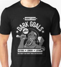 Dark Goals Unisex T-Shirt