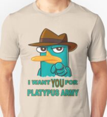 Perry's Army T-Shirt
