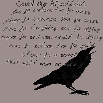 Counting Blackbirds by bitchfacesam