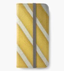 ....a diagonal life.... iPhone Wallet/Case/Skin