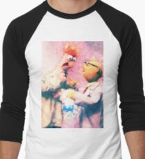 Beaker & Bunsen Men's Baseball ¾ T-Shirt