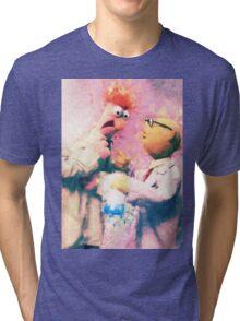 Beaker & Bunsen Tri-blend T-Shirt