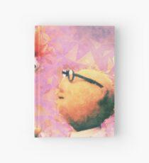 Beaker & Bunsen Hardcover Journal