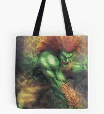 Street Fighter 2 - Blanka Tote Bag