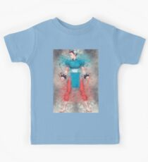 Street Fighter 2 - Chung Le Kids Tee