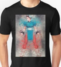Street Fighter 2 - Chung Le Unisex T-Shirt