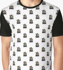 Biggie Cheese Graphic T-Shirt