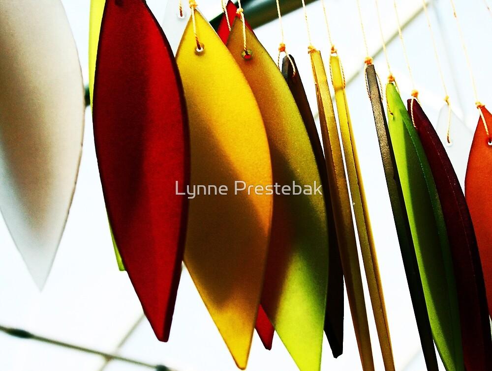 listen to the wind chimes by Lynne Prestebak