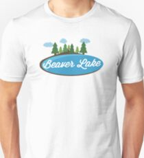 Beaver Lake T-shirt - Cute Nature T-Shirt