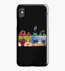 Funny Critters! iPhone Case