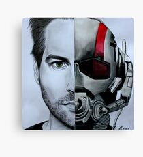 Ant-man Canvas Print
