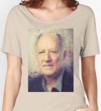 Werner Herzog  Women's Relaxed Fit T-Shirt