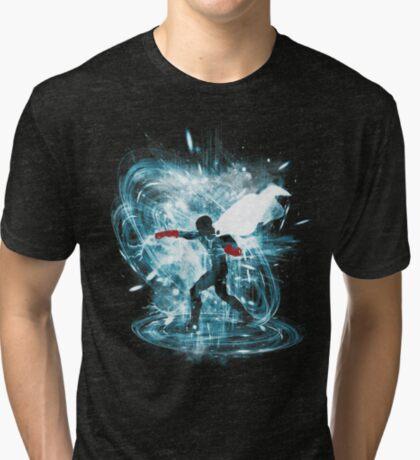 ok storm Tri-blend T-Shirt