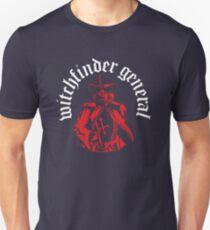 Matthew Hopkins - Witchfinder General Unisex T-Shirt