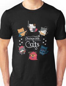 Dungeons & Cats Unisex T-Shirt
