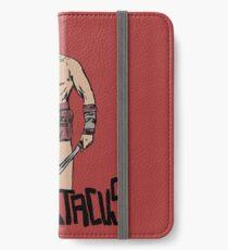 Spartacus iPhone Wallet/Case/Skin