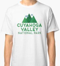 Cuyahoga Valley National Park T-shirt - Mountain Classic T-Shirt