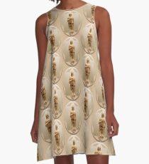 ancient greek statue A-Line Dress