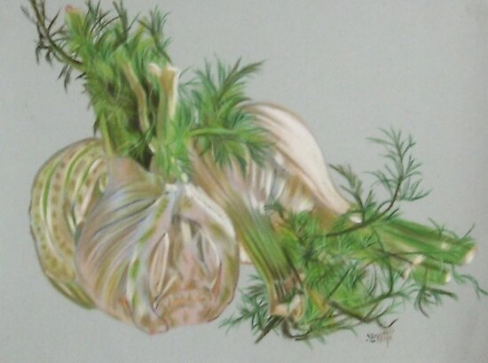 Fennel by BarbBarcikKeith