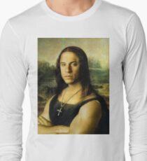 Vin Diesel/Mona Lisa Long Sleeve T-Shirt