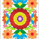 FLOWER POWER by RainbowArt
