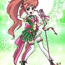 Idol Sailor Jupiter by aimeekitty