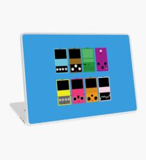 Pedals Laptop Skin