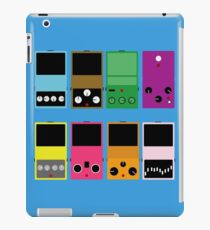 Pedals iPad Case/Skin