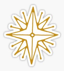 Star of Feanor Sticker