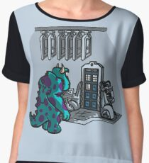 Doctor Sulley Chiffon Top