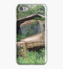 Nature versus machine iPhone Case/Skin