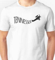Tennessee T-shirt - Airplane Unisex T-Shirt