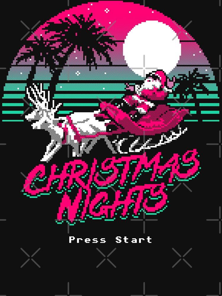 Christmas Nights by wytrab8