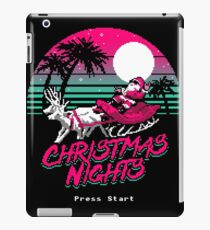 Christmas Nights iPad Case/Skin