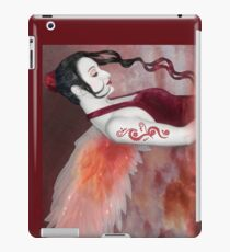 Earthbound Angel - Self Portrait iPad Case/Skin