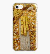Corn Close Up iPhone Case/Skin