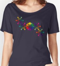 Color Wheel DNA Women's Relaxed Fit T-Shirt