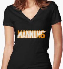Peyton Manning Tennessee Shirt mit V-Ausschnitt