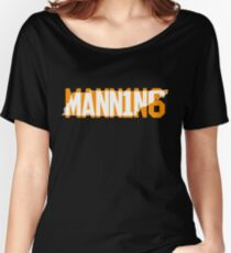 Peyton Manning Tennessee Women's Relaxed Fit T-Shirt