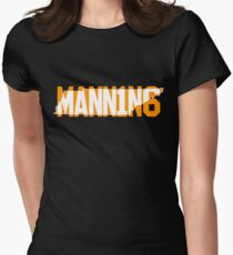 Peyton Manning Tennessee Women's Fitted T-Shirt