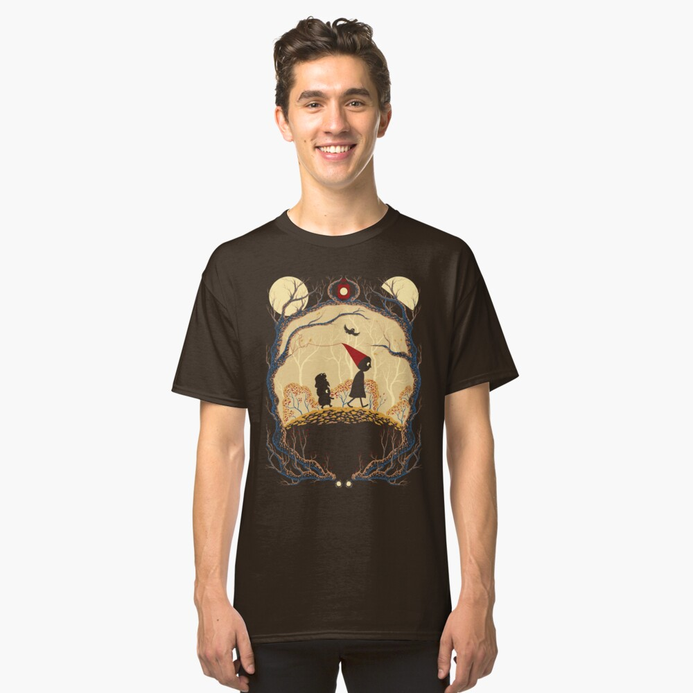 Viaje Camiseta clásica