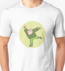 Let's skate ! Unisex T-Shirt